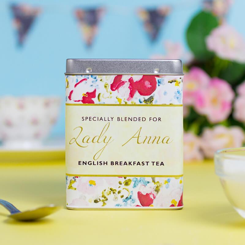 Personalised Tea