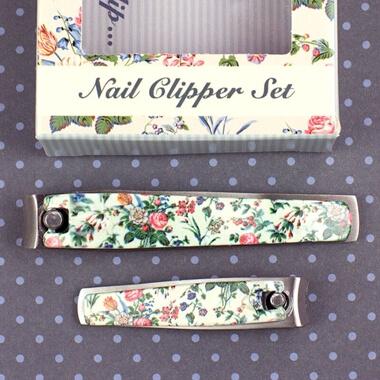 Fingernail and Toenail Clippers Set