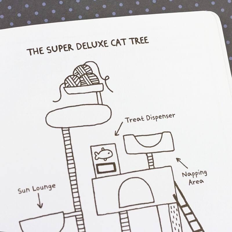 homemade cat box