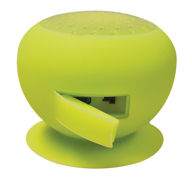 Bluetooth Silicone Shower Speaker