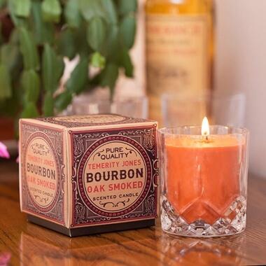 Bourbon Oak Smoked Candle