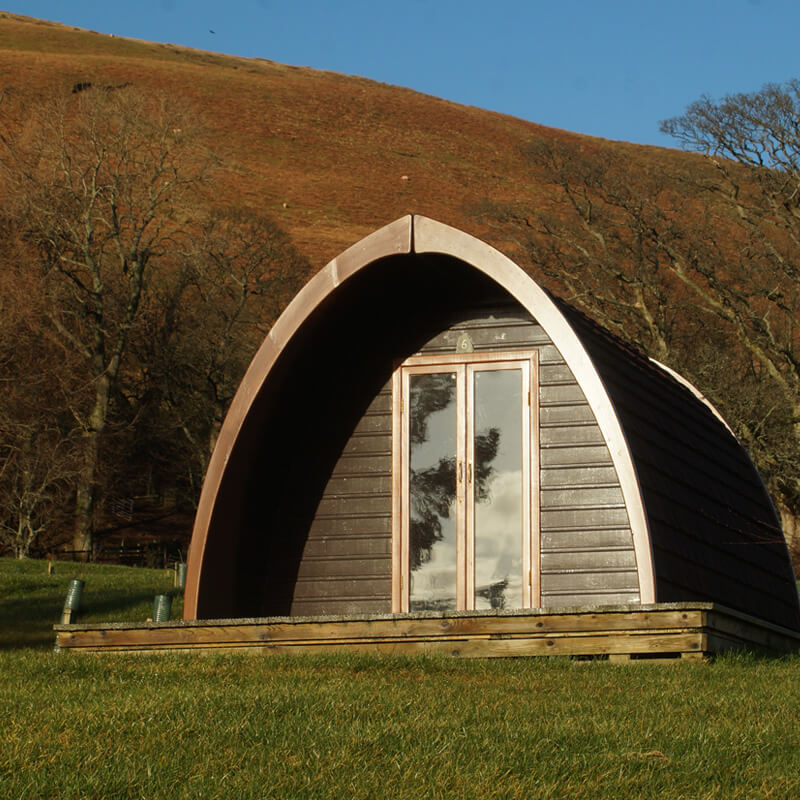 One Night Glamping Break for Two - UK Wide
