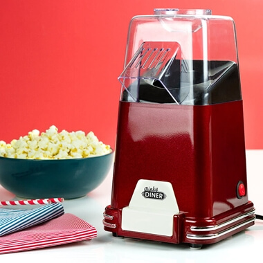 Retro Mini Popcorn Maker