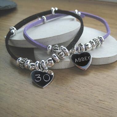 Personalised India Bracelet