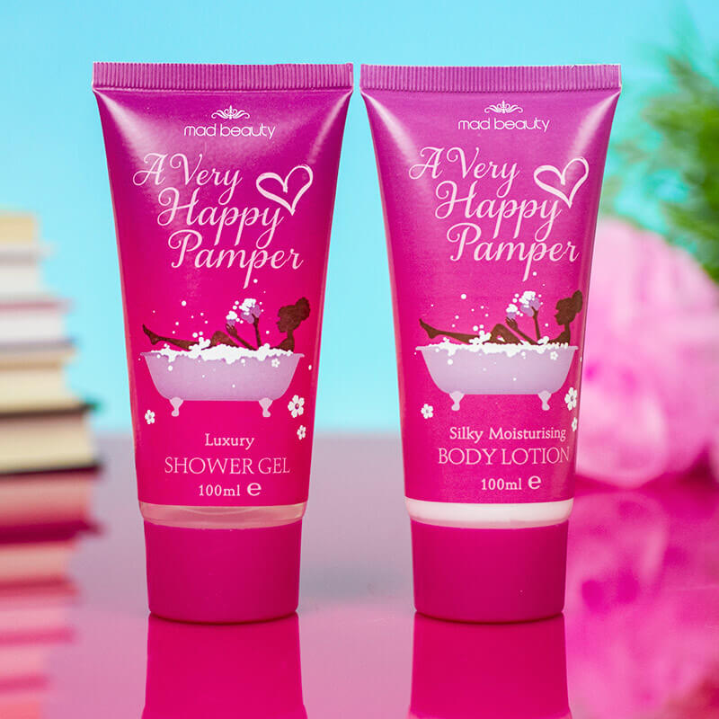 A Very Happy Pamper