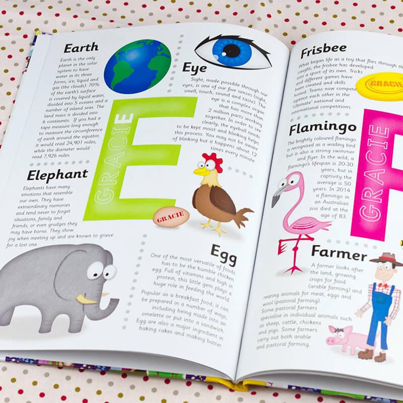 Personalised Encyclopedia