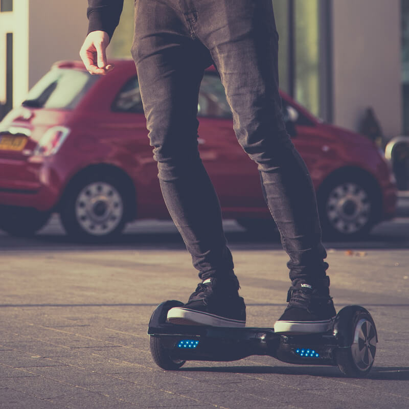 Scooty Hover Board
