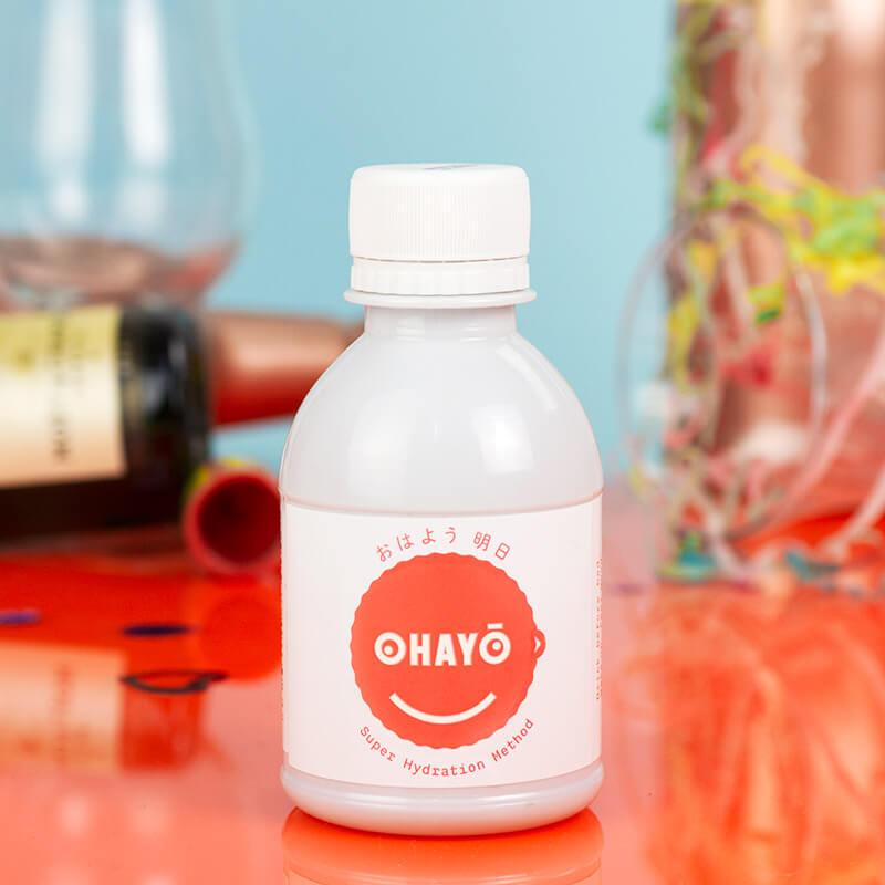 Ohayo Tomorrow - Super Hydration Method