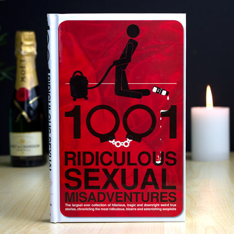 1001 Ridiculous Sexual Misadventures - Buy From Prezzyboxcom-8824