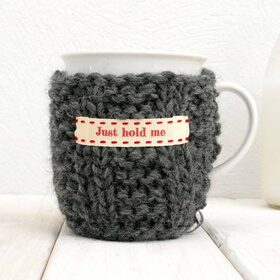 Personalised Mug Cosy