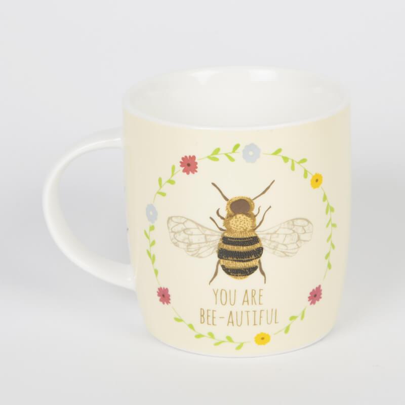 You Are Bee-autiful Mug