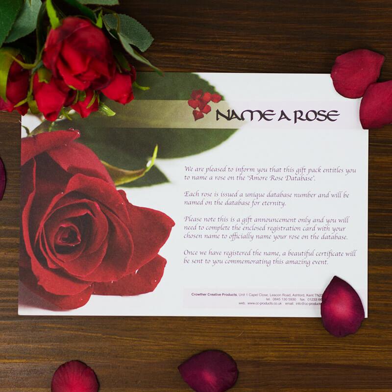 Name a Rose