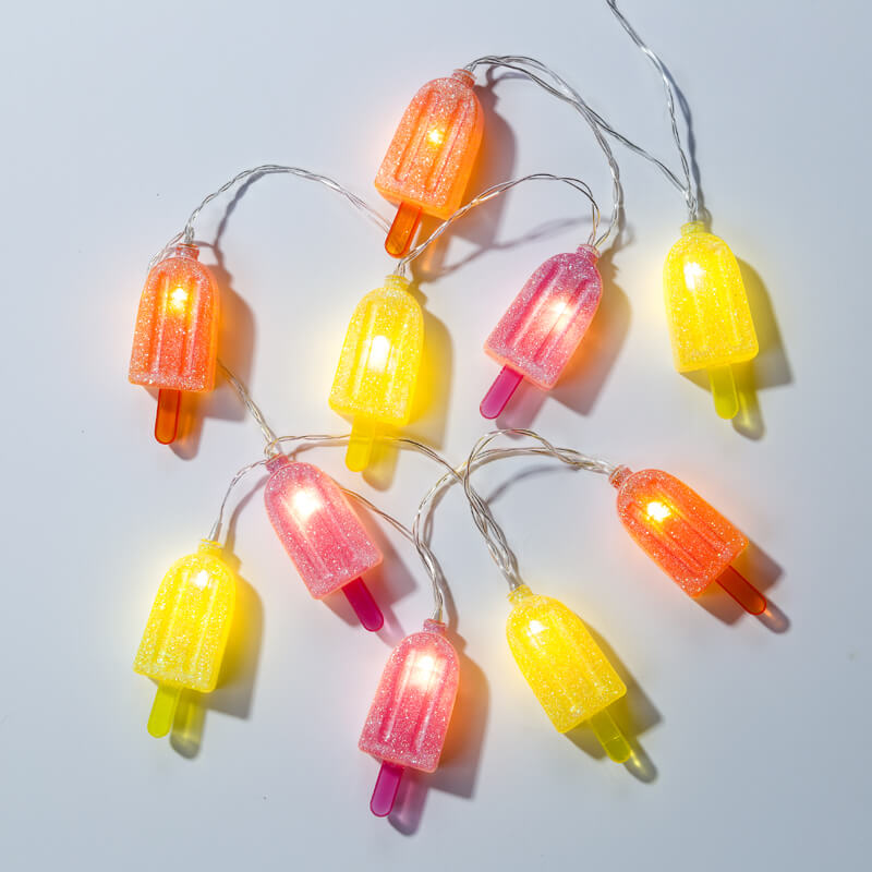 Ice Cream Lolly Lights