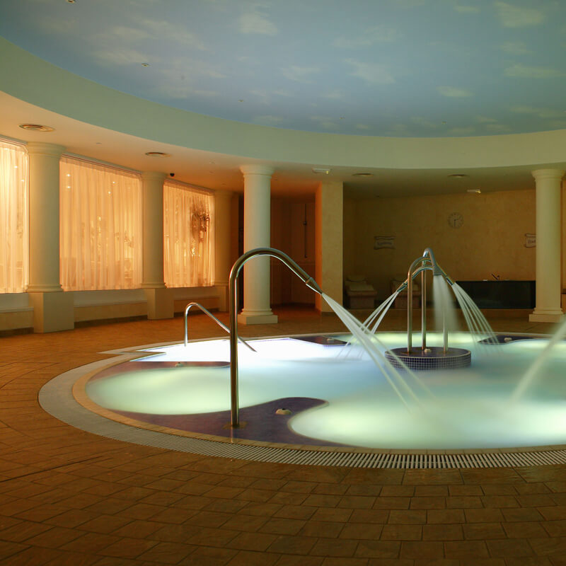 One Night Spa Break for Two with Dinner at Whittlebury Hall