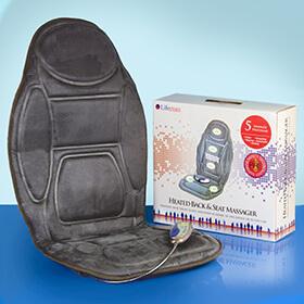 Heated Back & Seat Massager