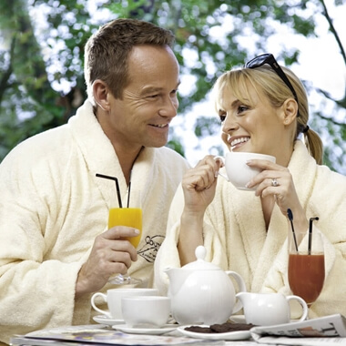 Ultimate Relax Package for Two at Ashdown Park Hotel