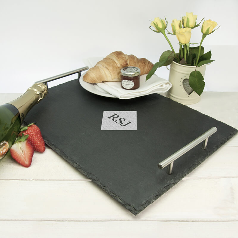 Personalised Breakfast In Bed Tray