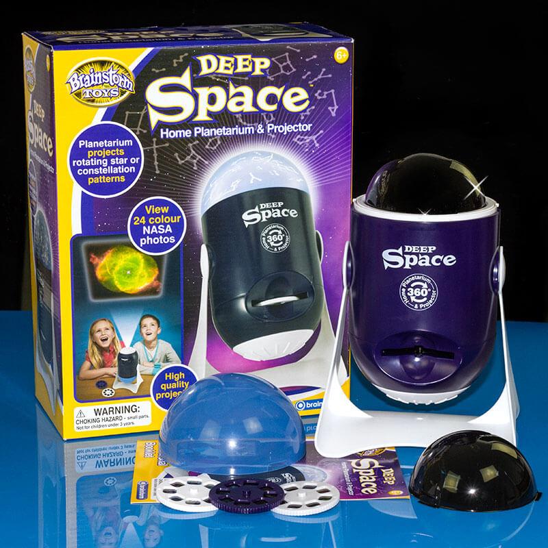 Deep Space Home Planetarium & Projector