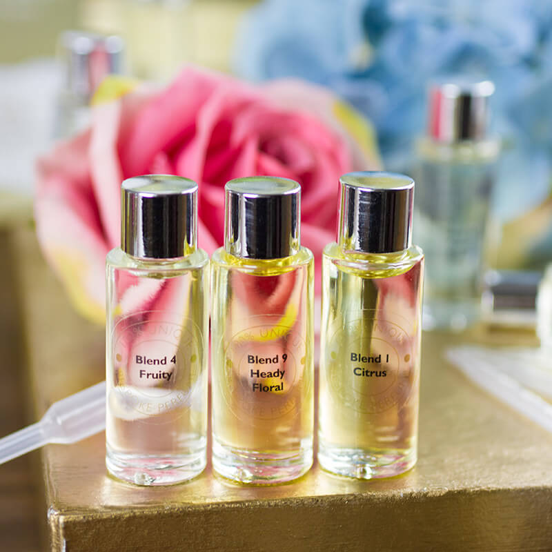 The Ultimate Design Your Own Fragrance Set