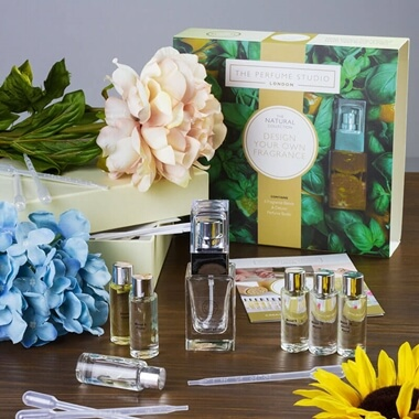 Design Your Own Fragrance - Natural