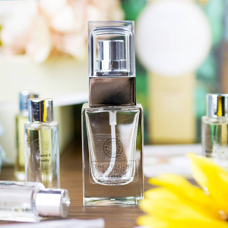 Design Your Own Fragrance - Natural