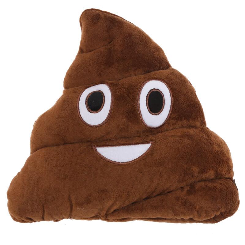 Emoji Cushion - It Happens