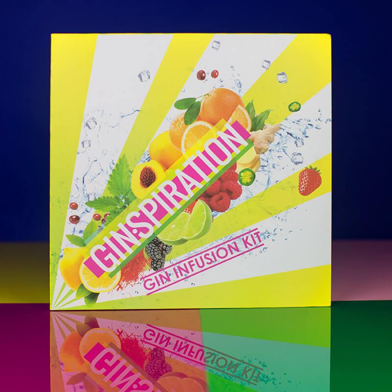 Gin Infusion Kit