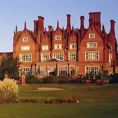 Two Night Break with Dinner at Dunston Hall