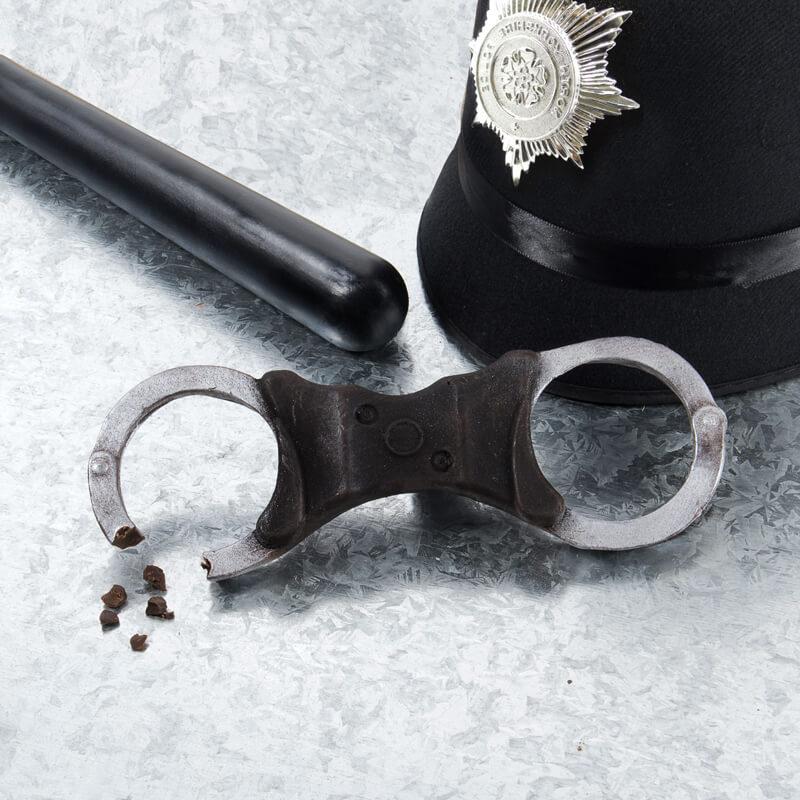 Chocolate Handcuffs