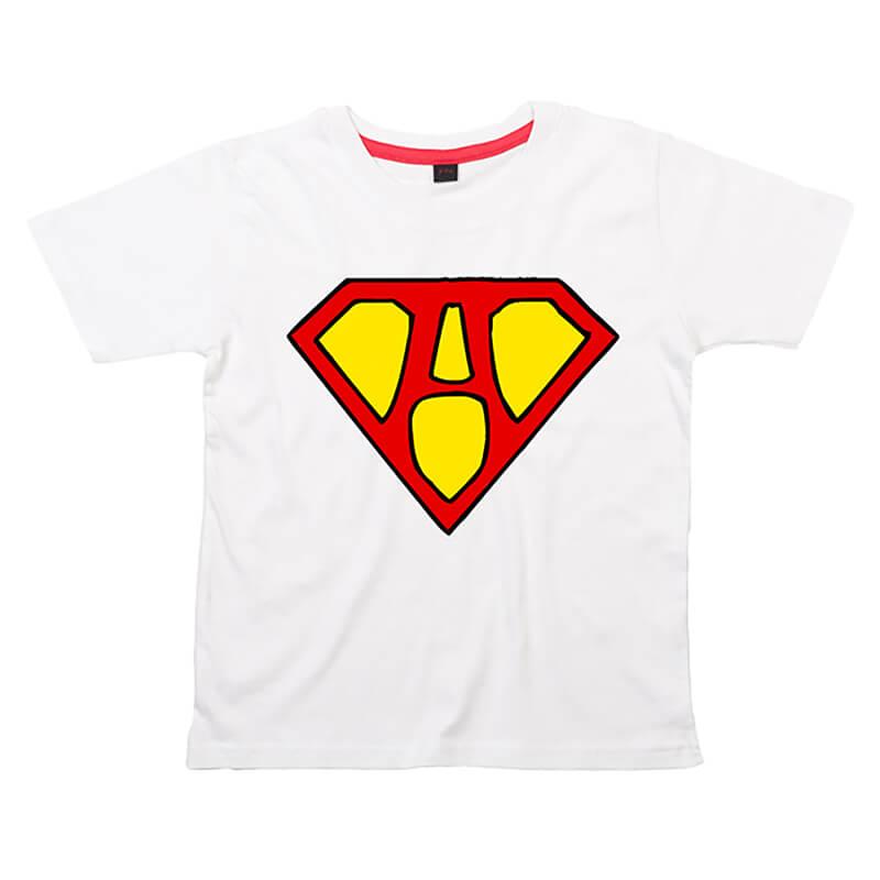 Personalised Rebels Super Hero T-Shirt