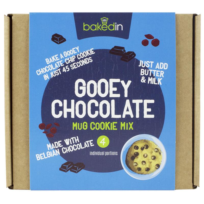 Gooey Chocolate Mug Cookie Mix