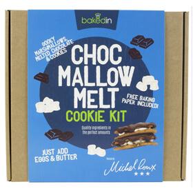 Choc Mallow Melt Cookie Kit