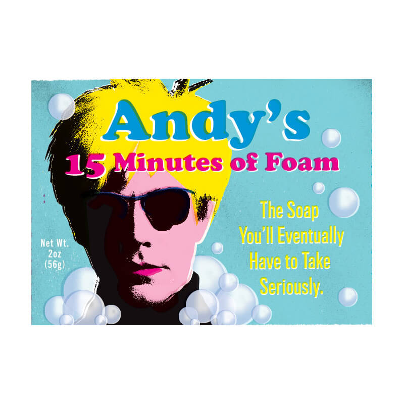 Andy's 15 Minutes Of Foam