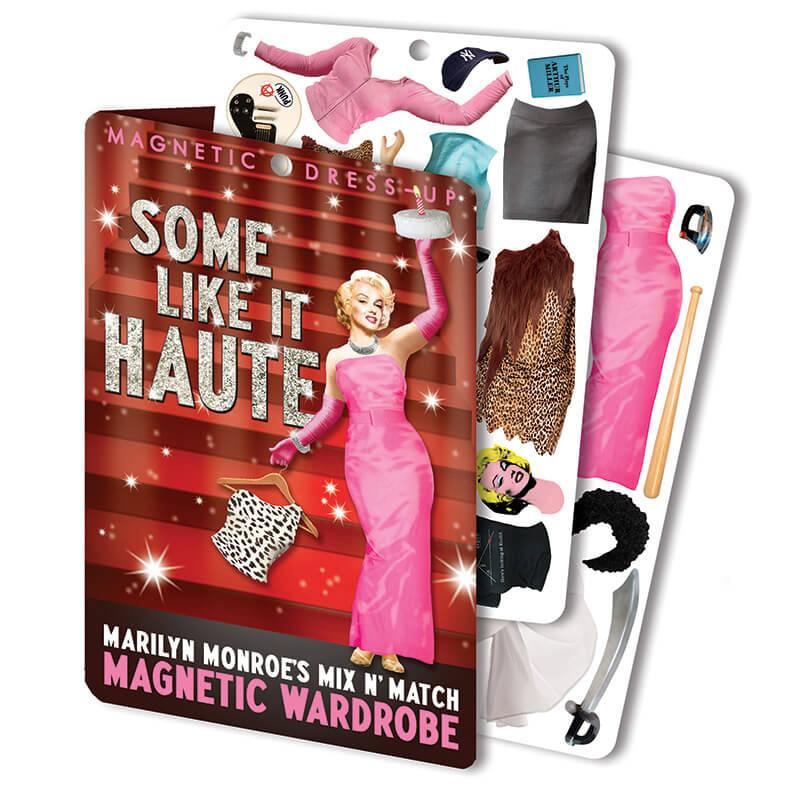 Marilyn Monroe's Some Like It Haute Magnetic Play Set