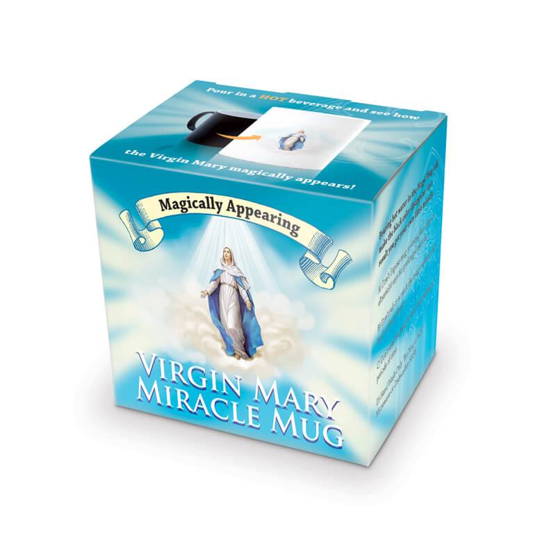 The Virgin Mary Miracle Mug