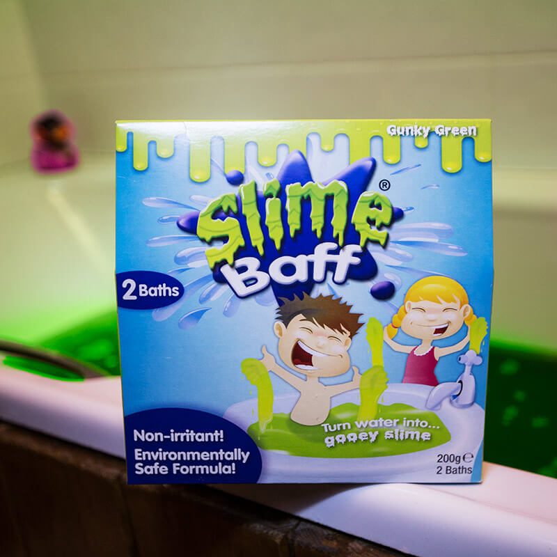 Green Slime Baff - Double Pack