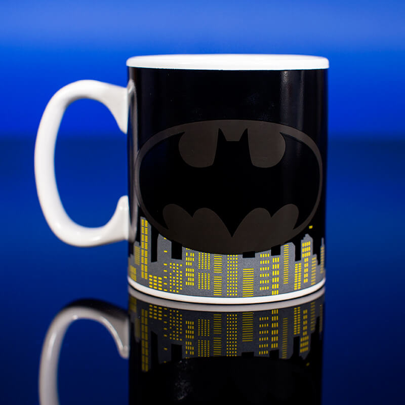 Batman Heat Changing Mug