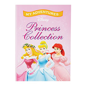 Personalised Disney Princess Collection Book