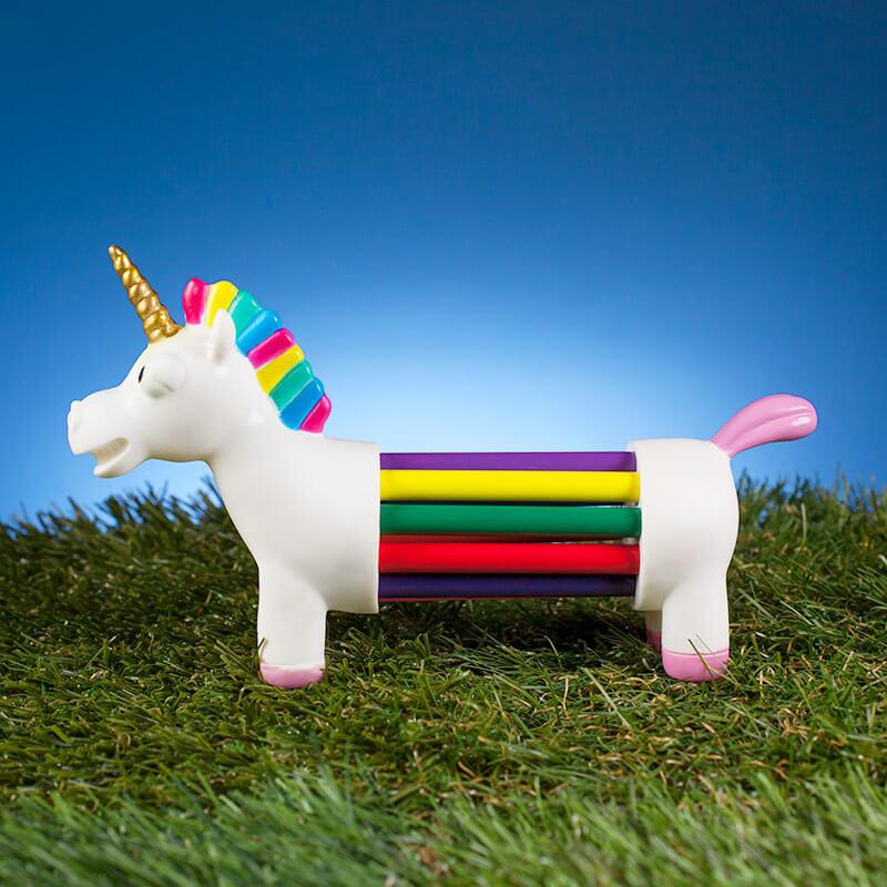 Unicorn Rainbow Pencils