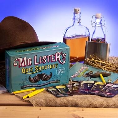 Mr Listers Quiz Shootout