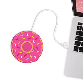 Freshly Baked Donut USB Cup Warmer