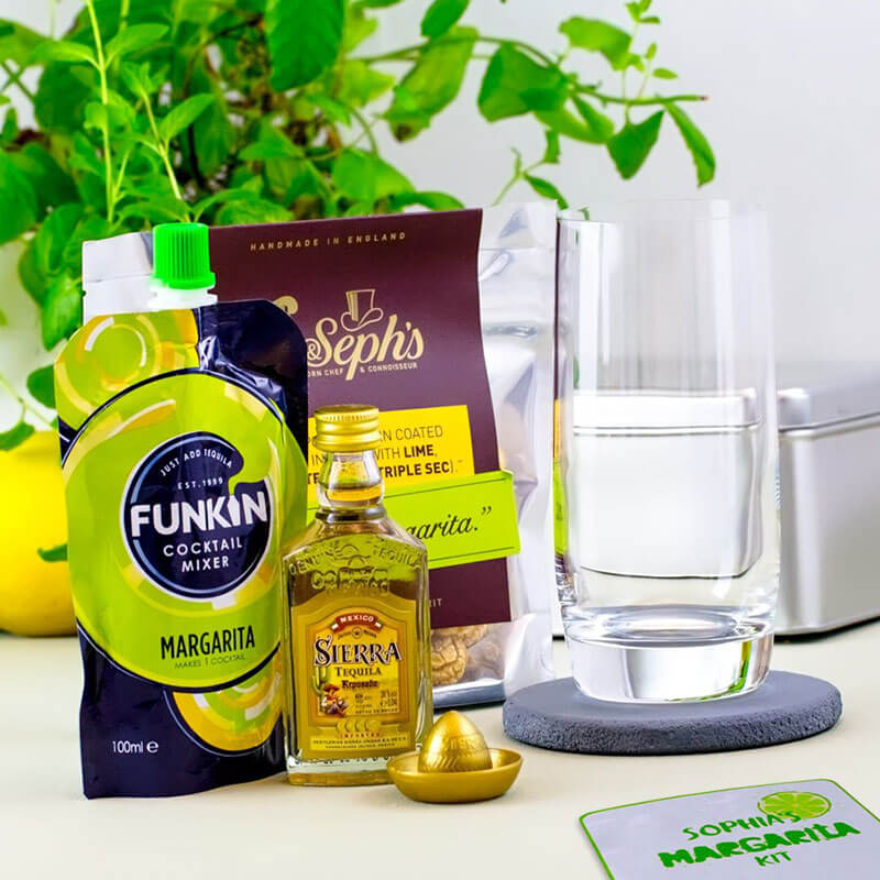 Personalised Margarita Cocktail Kit