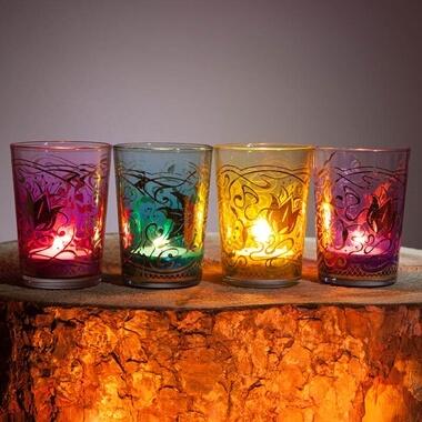 Moroccan Tea Lights - Set Of 4