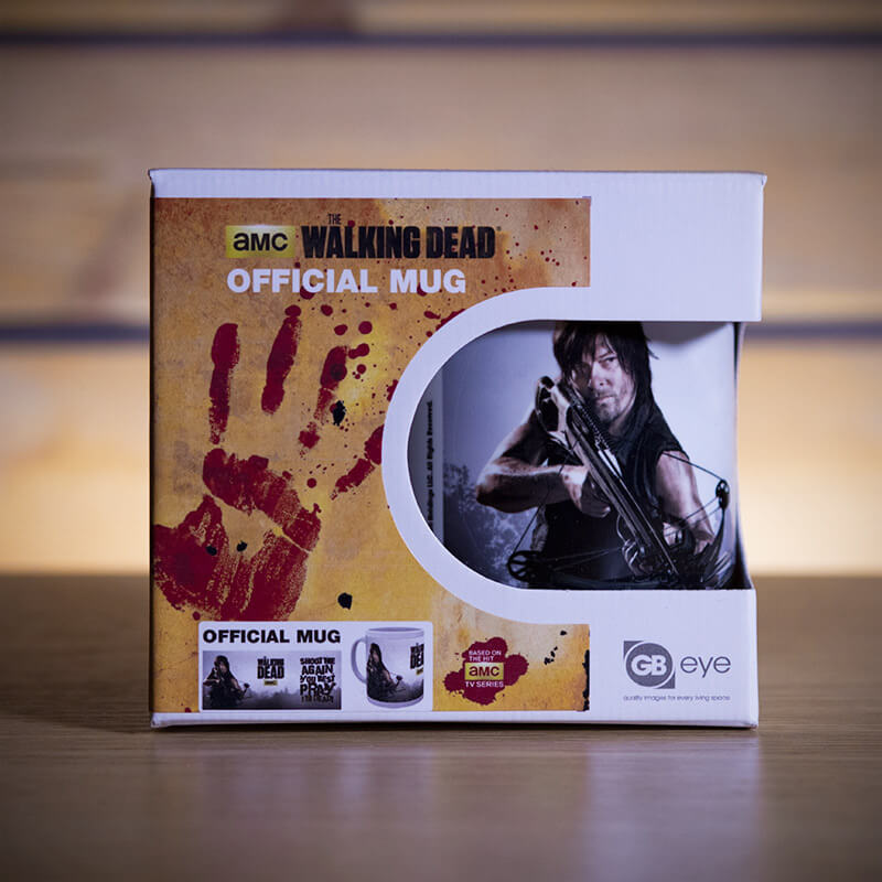 The Walking Dead Mug - Daryl
