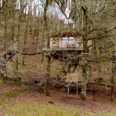 Two Night Tree House Escape for Two