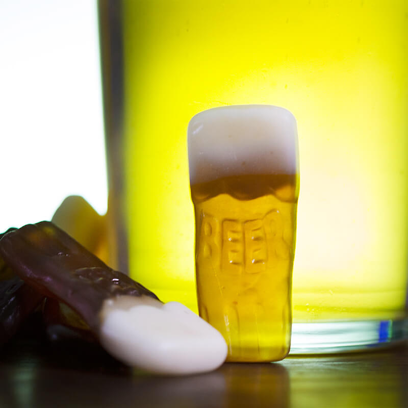 Pint of Beer Sweets