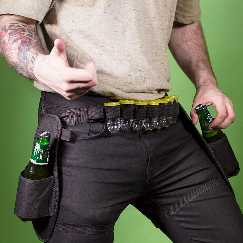 Fully Loaded - The Ultimate Booze Belt