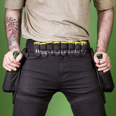 Fully Loaded - The Ultimate Booze Belt