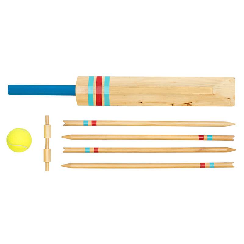 Summertime Games - Cricket