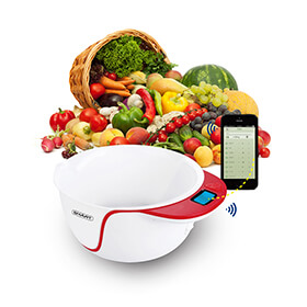 Healthy Measuring Scale With App